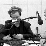 Daniël Lohues en Bert Kamping