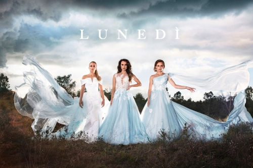 Lunedi - witte jurk 1